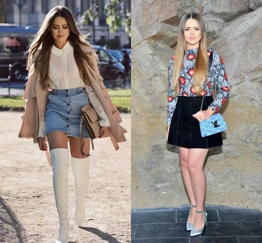 身材是梨形也无所谓,时尚就是不完美到完美