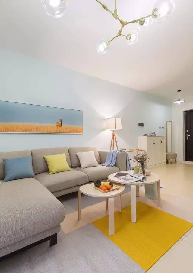 35岁才拥有第一套房,装修虽简单但好歹有个家!