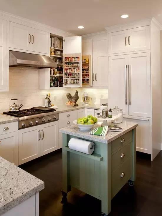 厨房布局超全秘籍,装个好厨房太重要!