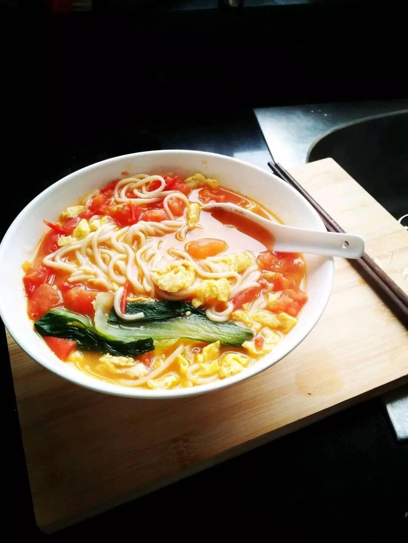吃碗汤面,暖肠饱腹好过冬