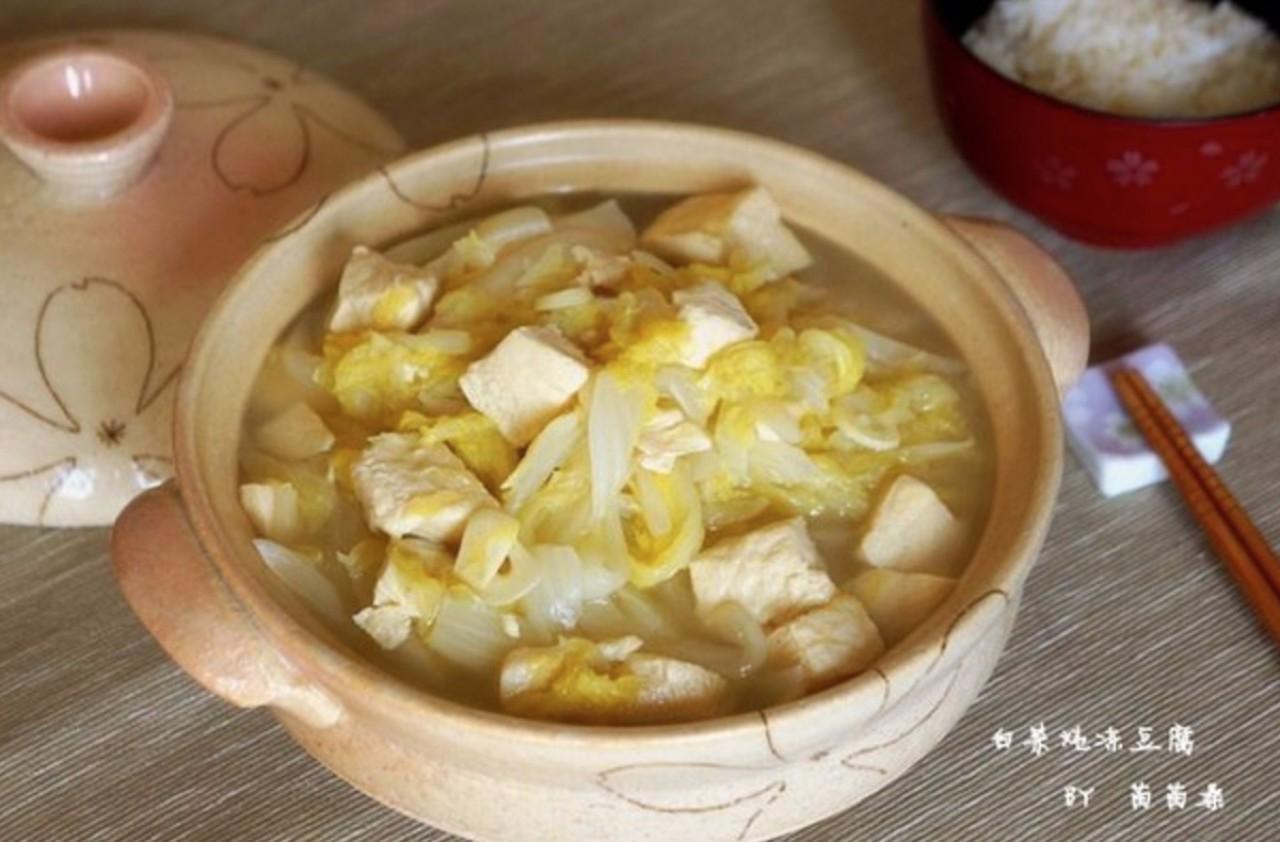 一碗热汤,是我给你温暖的抱抱 | 深夜菜谱
