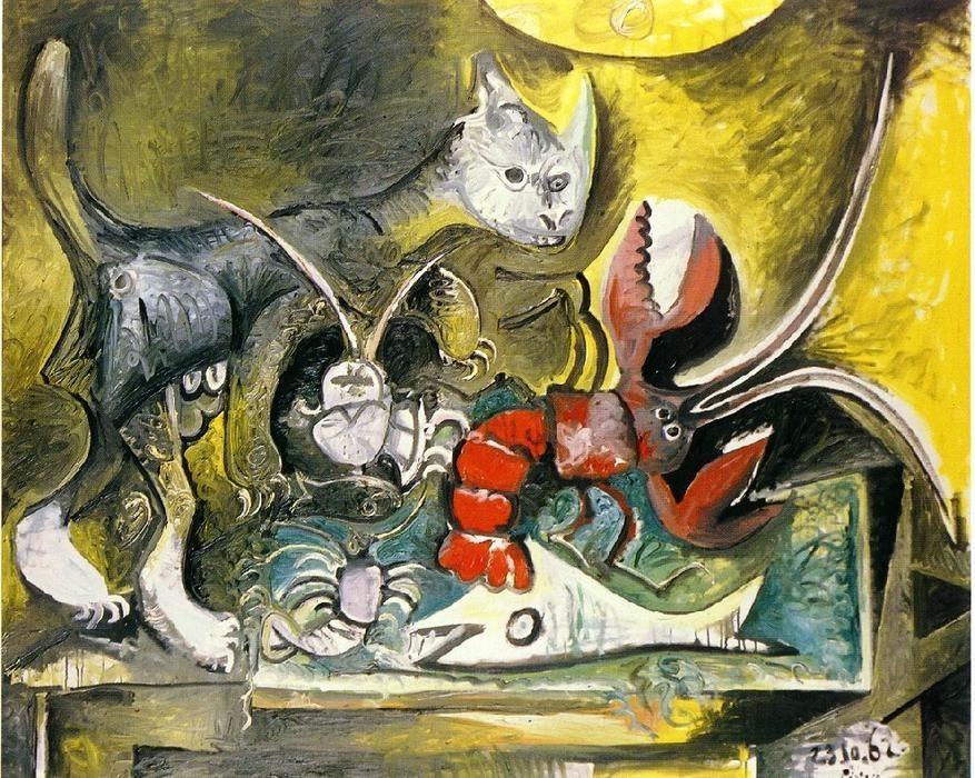 毕加索的猫 | Nature杂志科幻小说