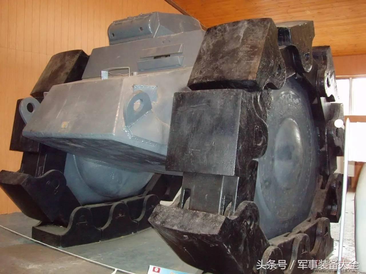 军事史上造型最奇葩的十大坦克,奇葩到超出你的想象