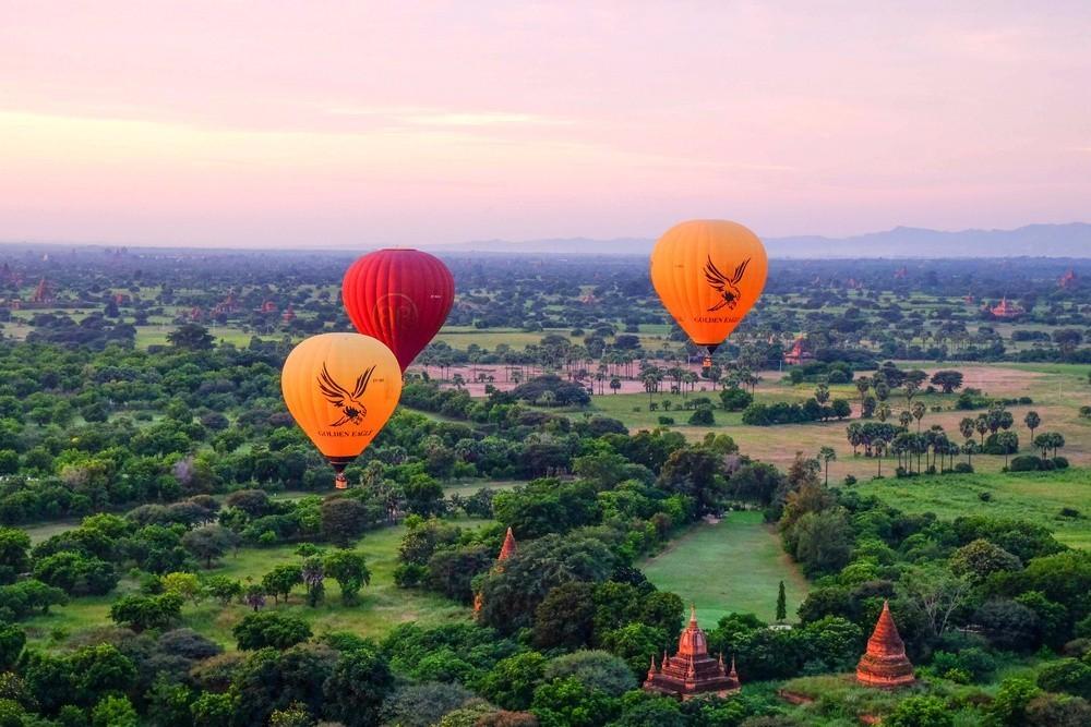 球带飞 | 亚洲能坐到热气球的5个地方,离你也不远