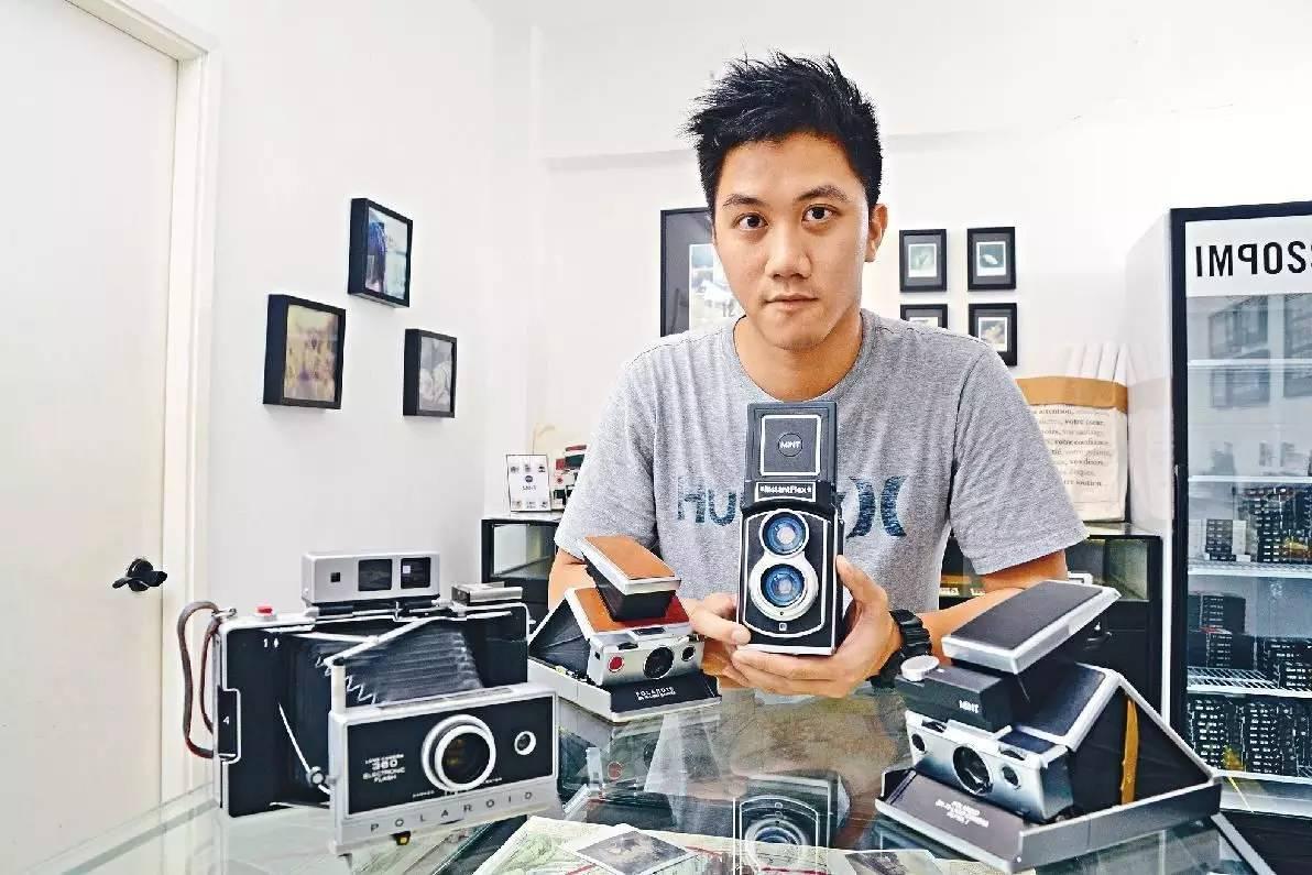 这6间菲林相机店,是记忆中香港的写照