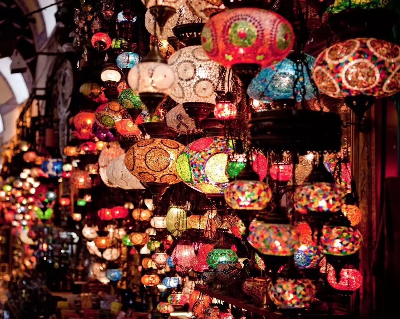 世界上最棒的市集,噢原来有一半在亚洲