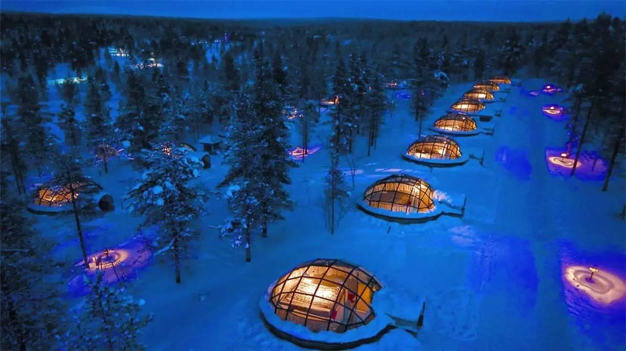 全球七大最佳极光观赏地,从北半球看到南半球