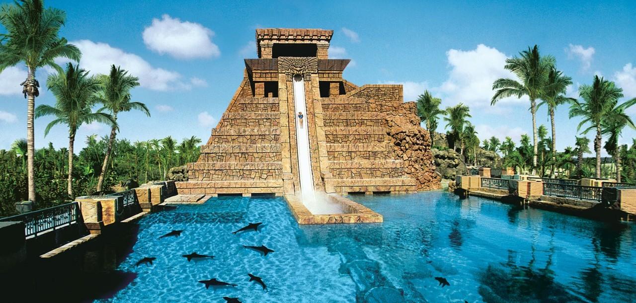 全球10大水上乐园,和鲨鱼一起戏水够!酷!吗!