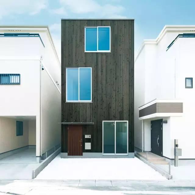 150万人民币,竟然可以在东京造一个3层独栋小楼!