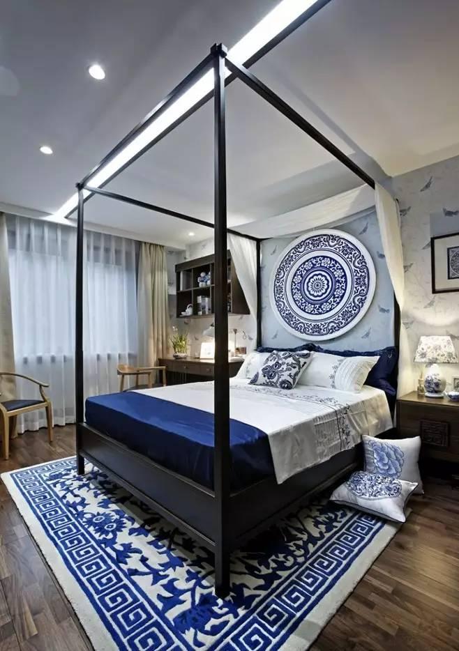 看了这么多,中式卧室就要这样装!