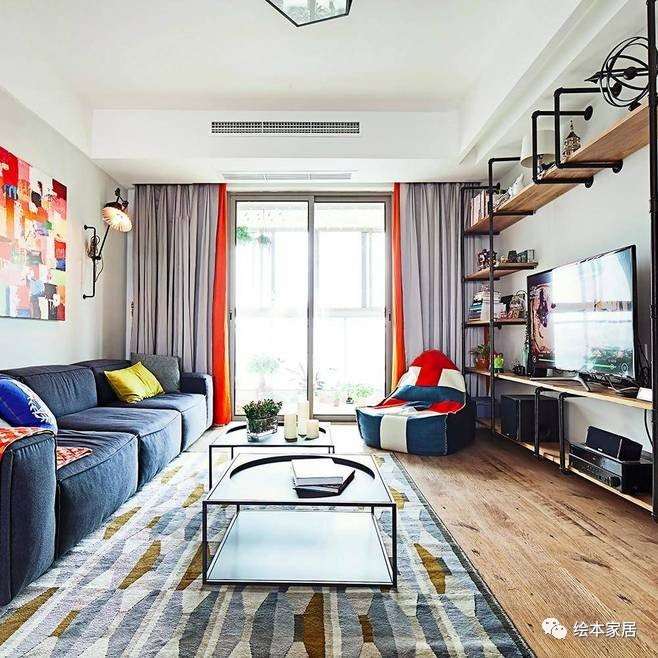 阳台搭配玻璃窗才是一个家的素颜美!