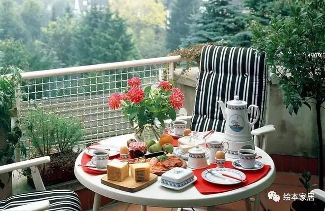 这才是我梦想中的小阳台!