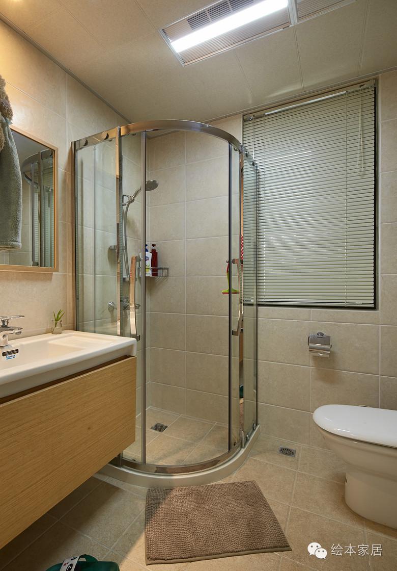 原木风格92㎡两居室,就是我想要的风格!