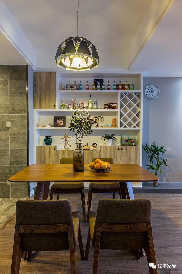 我家客厅这样装,尽显大气,多亏设计师帮客厅打通!