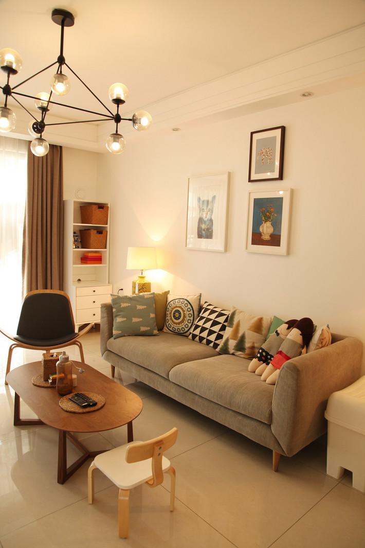 小客厅应该这样,设计师推荐20款小户型客厅装修参考