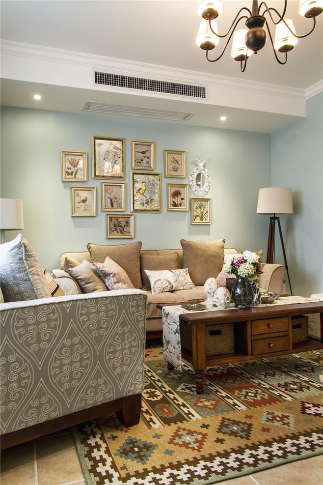 客厅怎样才够美?设计师推荐的30款美式客厅来袭~·
