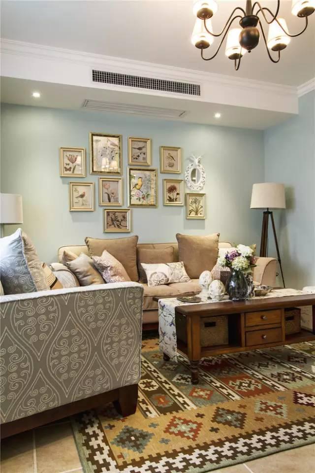 这30款客厅设计,设计师看到都忍不住收藏!