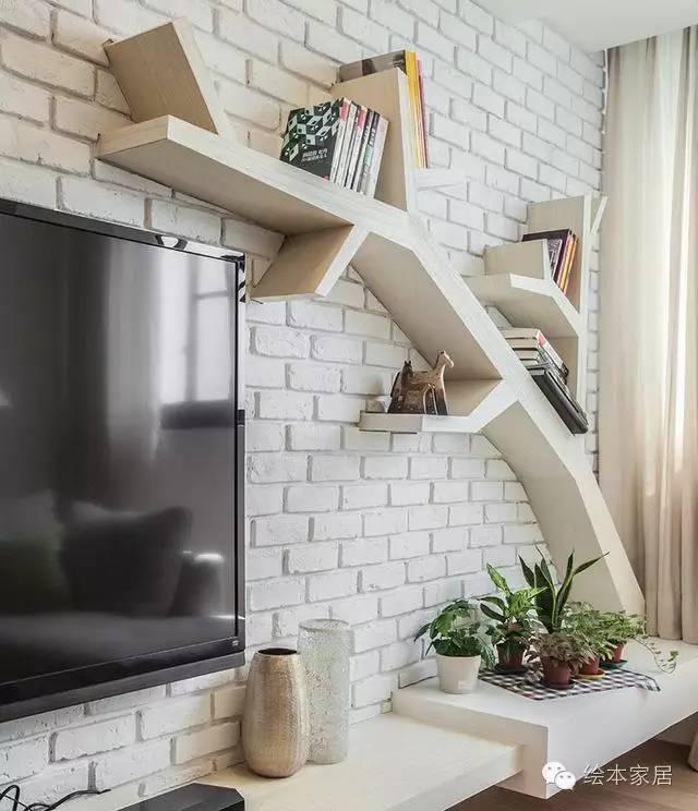 90后的100㎡现代北欧,喜欢清爽整洁的房子