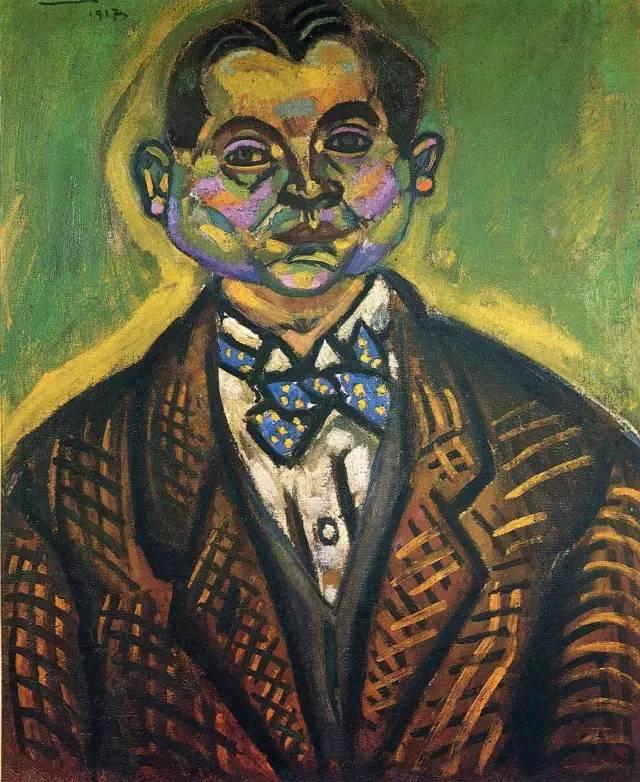 那么天真地画了80年,与毕加索、达利齐名的他却说:我要刺杀绘画
