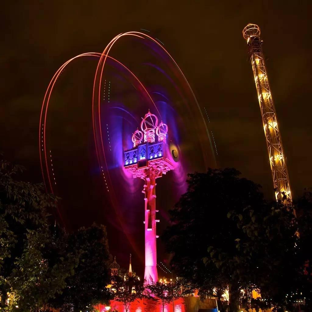 忘了迪士尼!一起去北欧8大最梦幻游乐场重拾童心