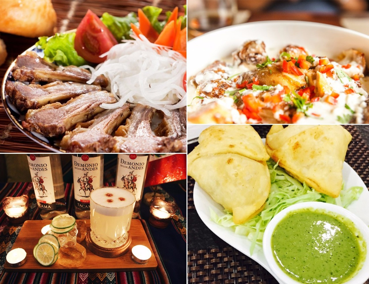 坐标北京,如何吃遍乌克兰、黎巴嫩和秘鲁美食?