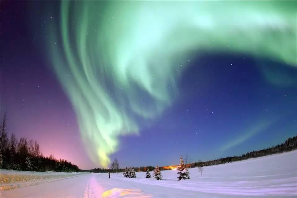 世界上最幸福的工作新鲜出炉,快来芬兰做一名极光守候者吧!