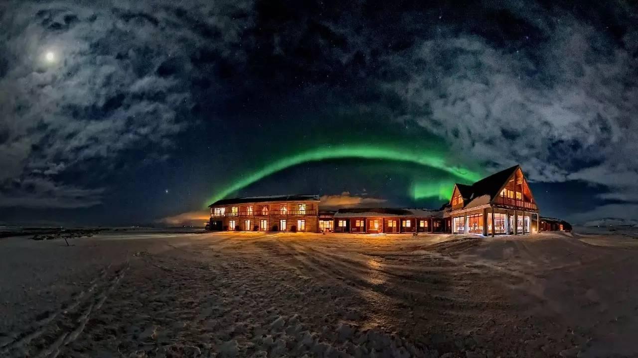 今冬北欧极光已露真容,只缺个舞伴,约吗?