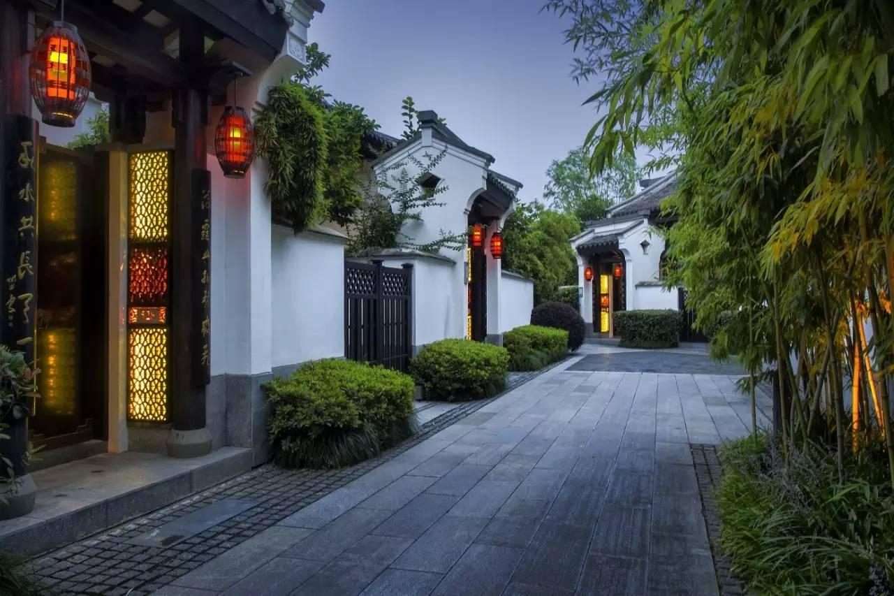 G20之后的奢华延续,这些酒店没有游人如织,却有最美杭州!