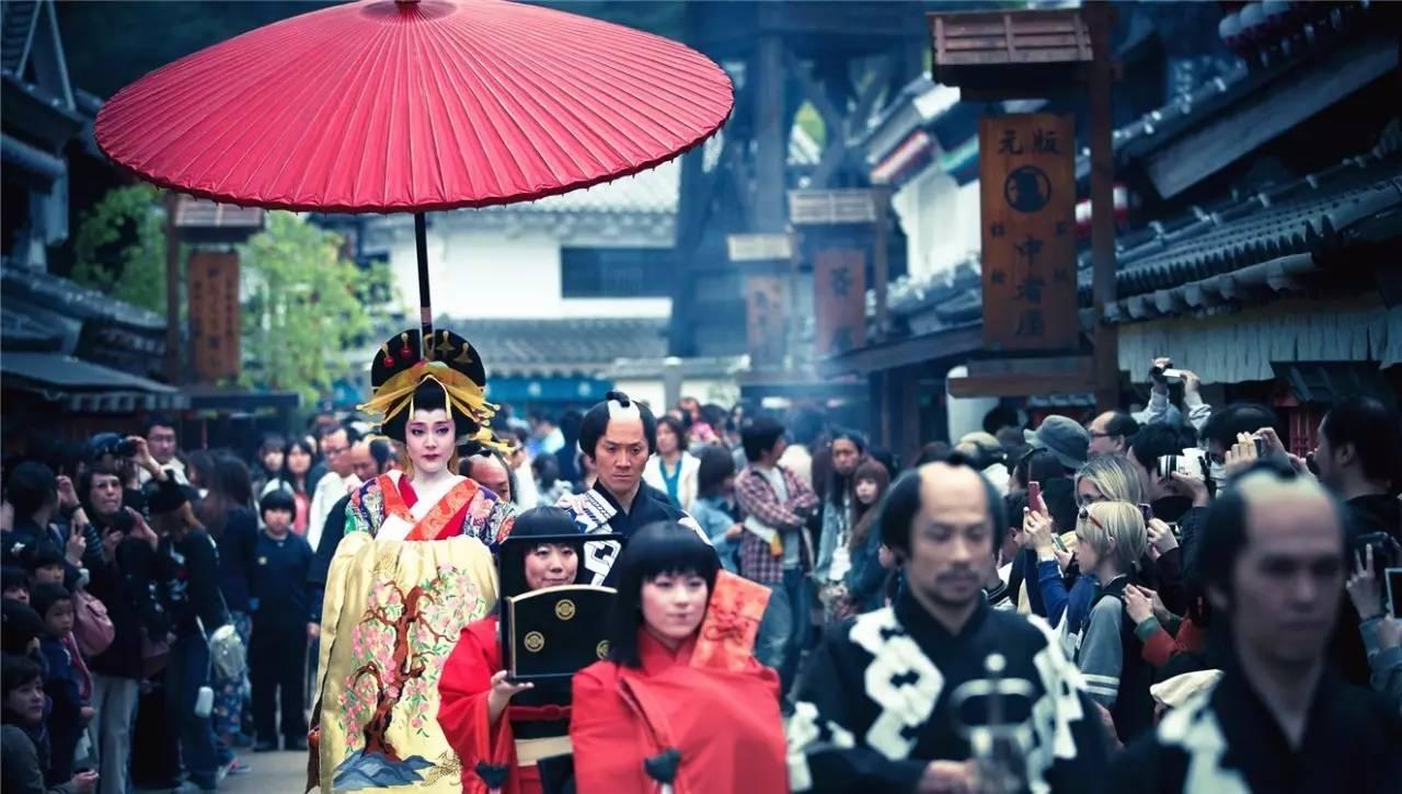 比轻井泽更隐秘比镰仓更悠远,这里拥有日本人心中的最美绝景