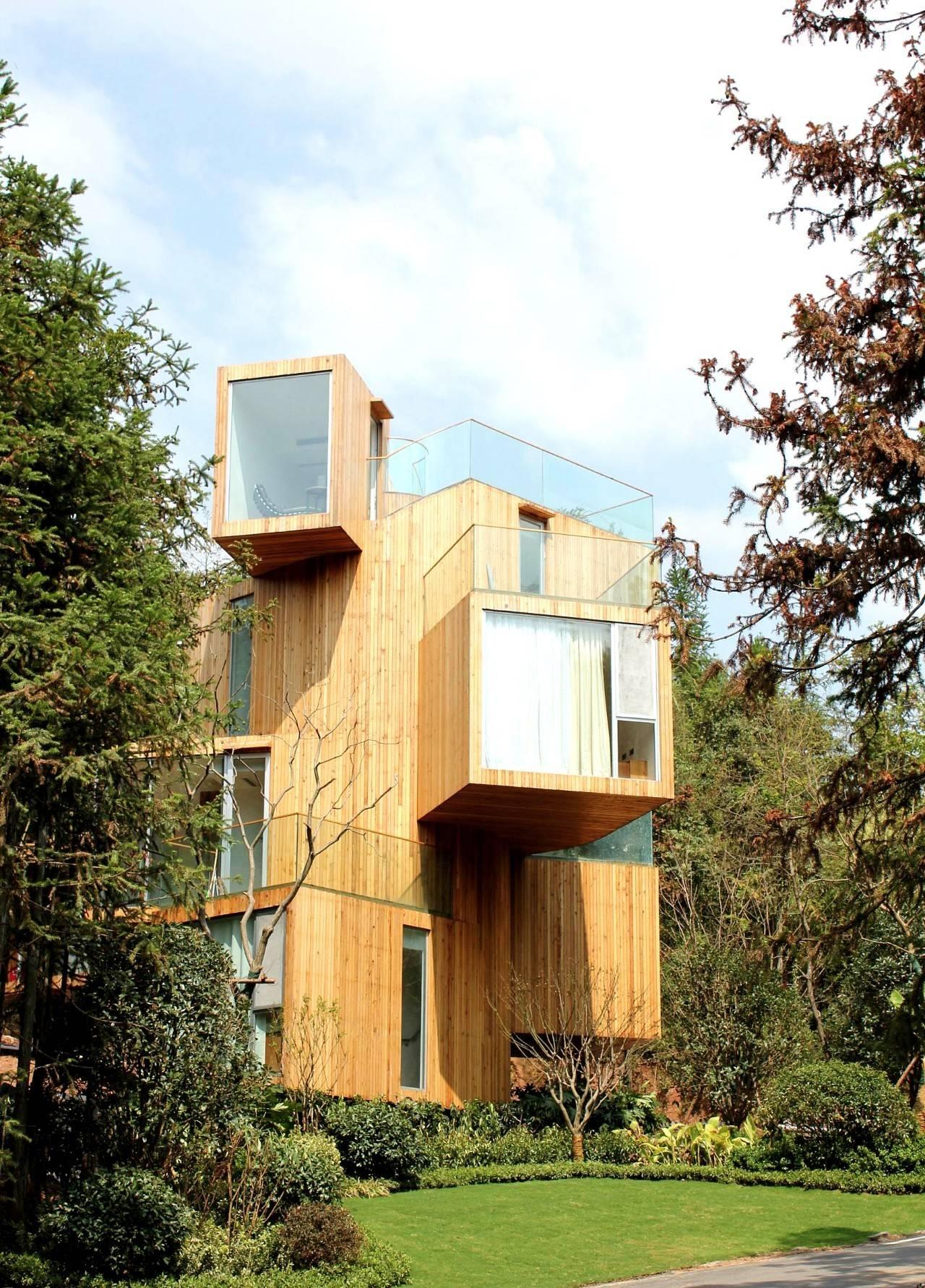免费体验 | 当黄山森林遇到树屋大师,与自然共生,来一场爬上树梢的旅行!