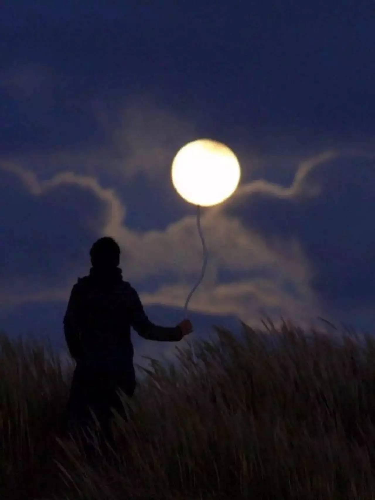 月亮还可以这样拍,惊叹吧,人类!