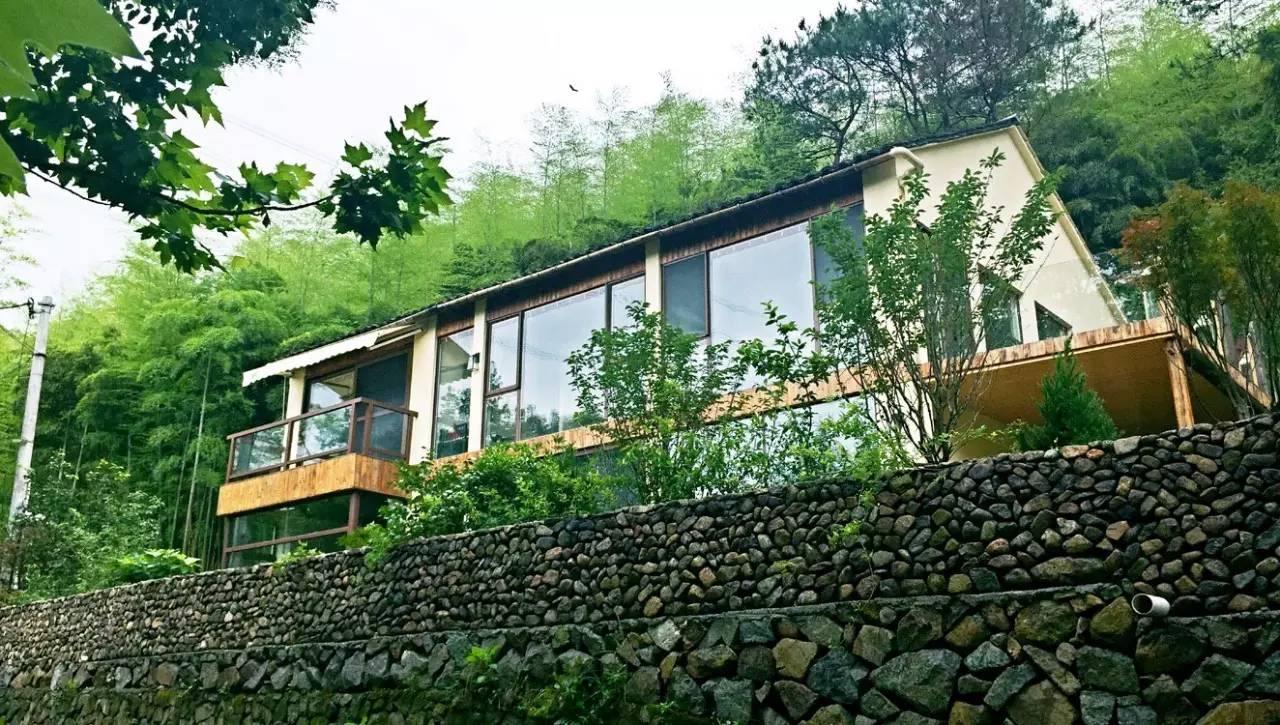 在莫干山,让竹林许你一座梦想中的度假小屋【赞那度精品别墅】