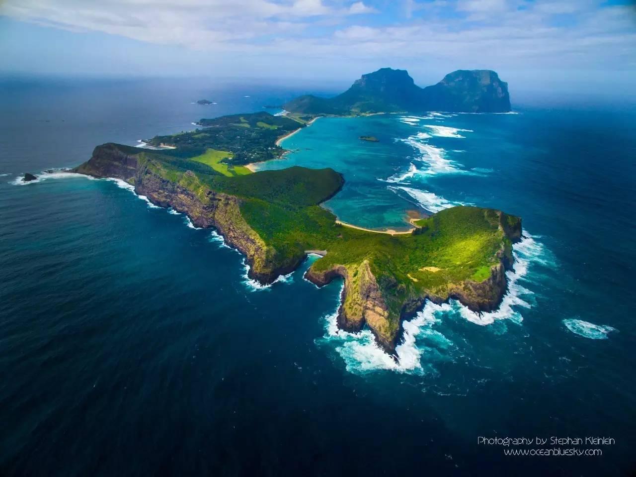 她与大堡礁和乌鲁鲁齐名,却是鲜为人知的澳洲最美小岛