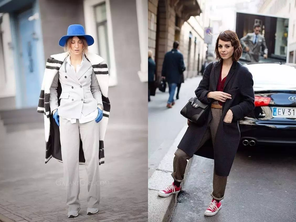 讲真,球鞋配西装礼服才是你现在该有的时尚态度!