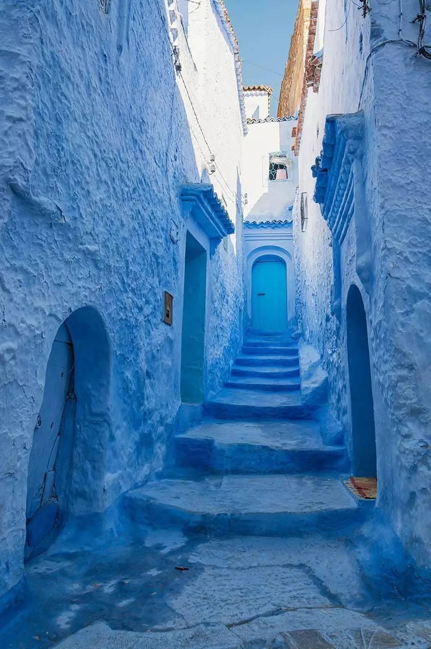 摩洛哥 | 她身在非洲,却不像非洲,不是欧洲,却近似欧洲