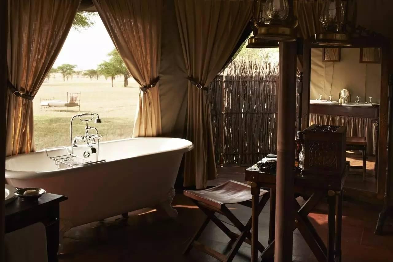 Safari只是个借口,我们要的是那既能冒险又有风雅的奢华