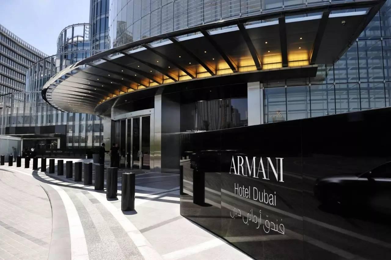 第一家阿玛尼酒店为什么不是开在米兰,而在迪拜第一高塔?
