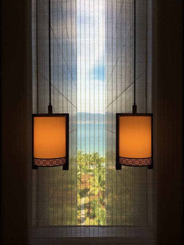 三亚太阳湾柏悦酒店:我与世无争是因为你真的争不过