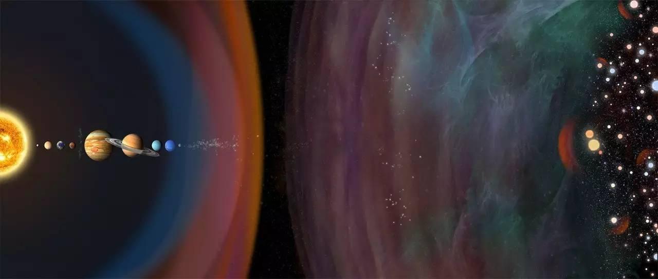 星际旅行:穿越宇宙真空