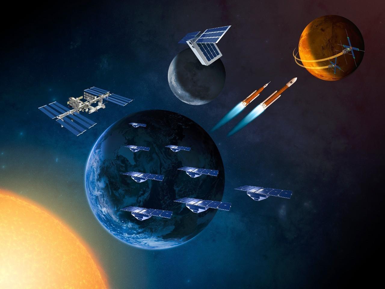 直播预告:NASA将举办关于小卫星的电话会议