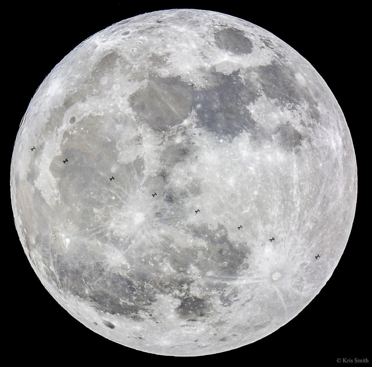 深度了解月球