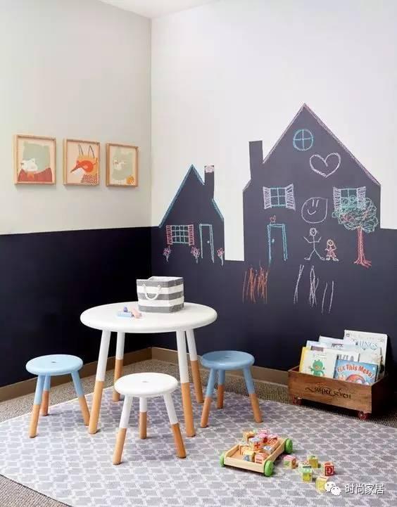 能住在这样的儿童房,谁还想长大?