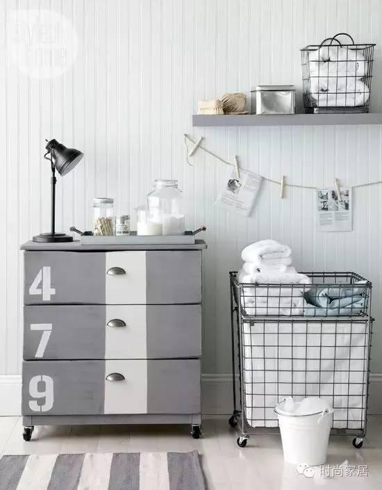 小木柜实用好看样式多,家里怎能少得了?