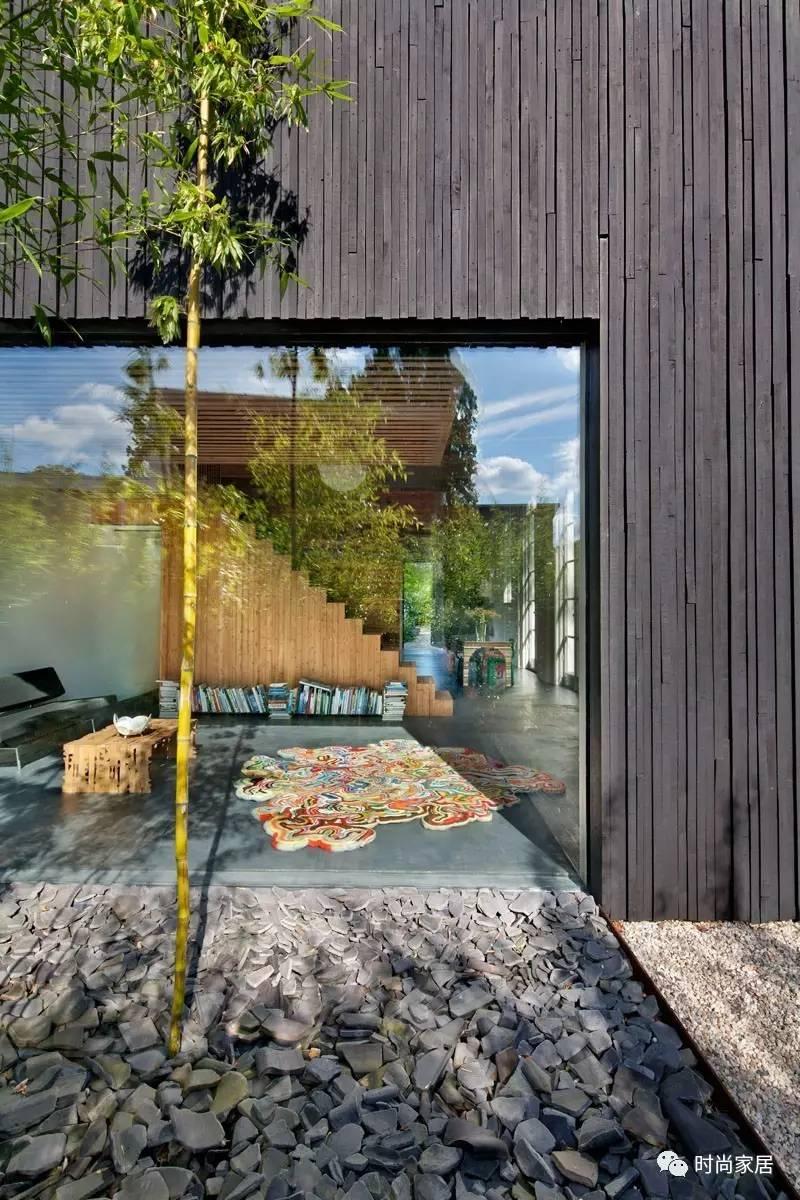 由马厩改造而成的住宅工作室,这个创意给满分!