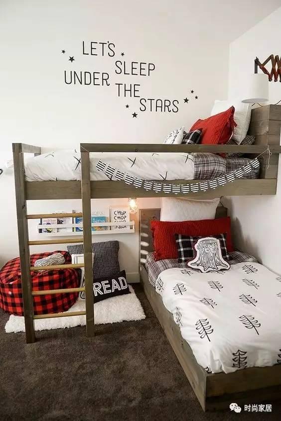 准备迎接二孩的家长们,儿童卧室好好改造就不用换房啦!