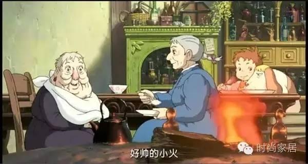 4部宫崎骏动画里的美好家居,如果爱请深挖~