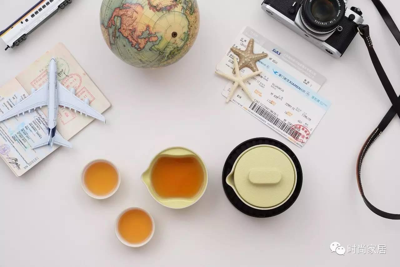 这款拿了红点奖的马卡龙茶具,让年轻人都爱上喝茶!