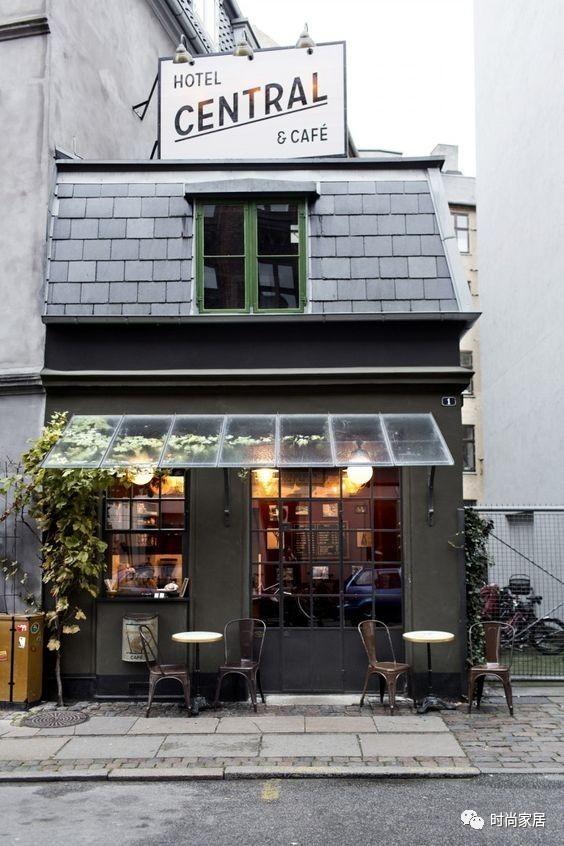 多少人,都曾经有个关于咖啡馆的梦