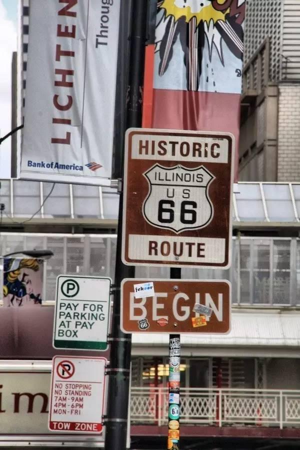 没有自驾在66号公路,就无法体会真正的公路旅行