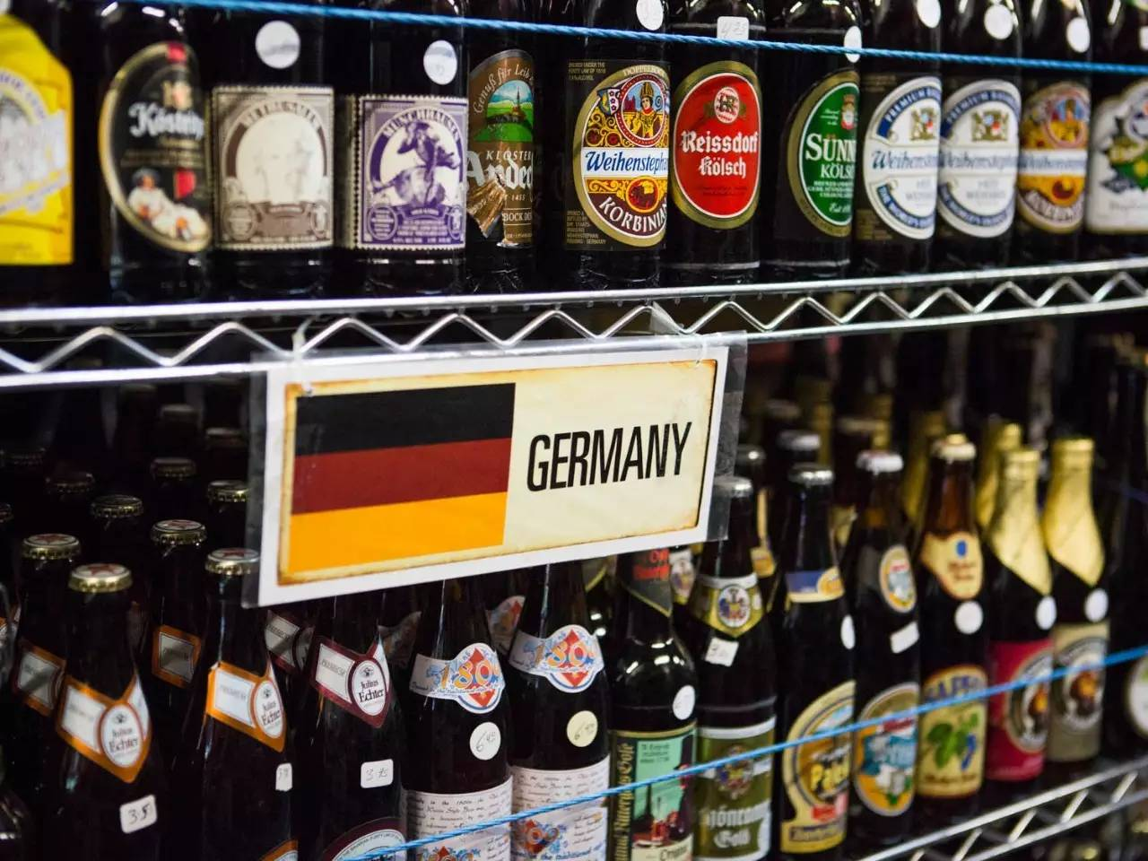 都去喝精酿了,德国啤酒,还喝吗?